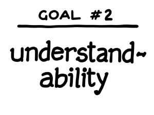 Understandability
