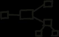 A clear diagram