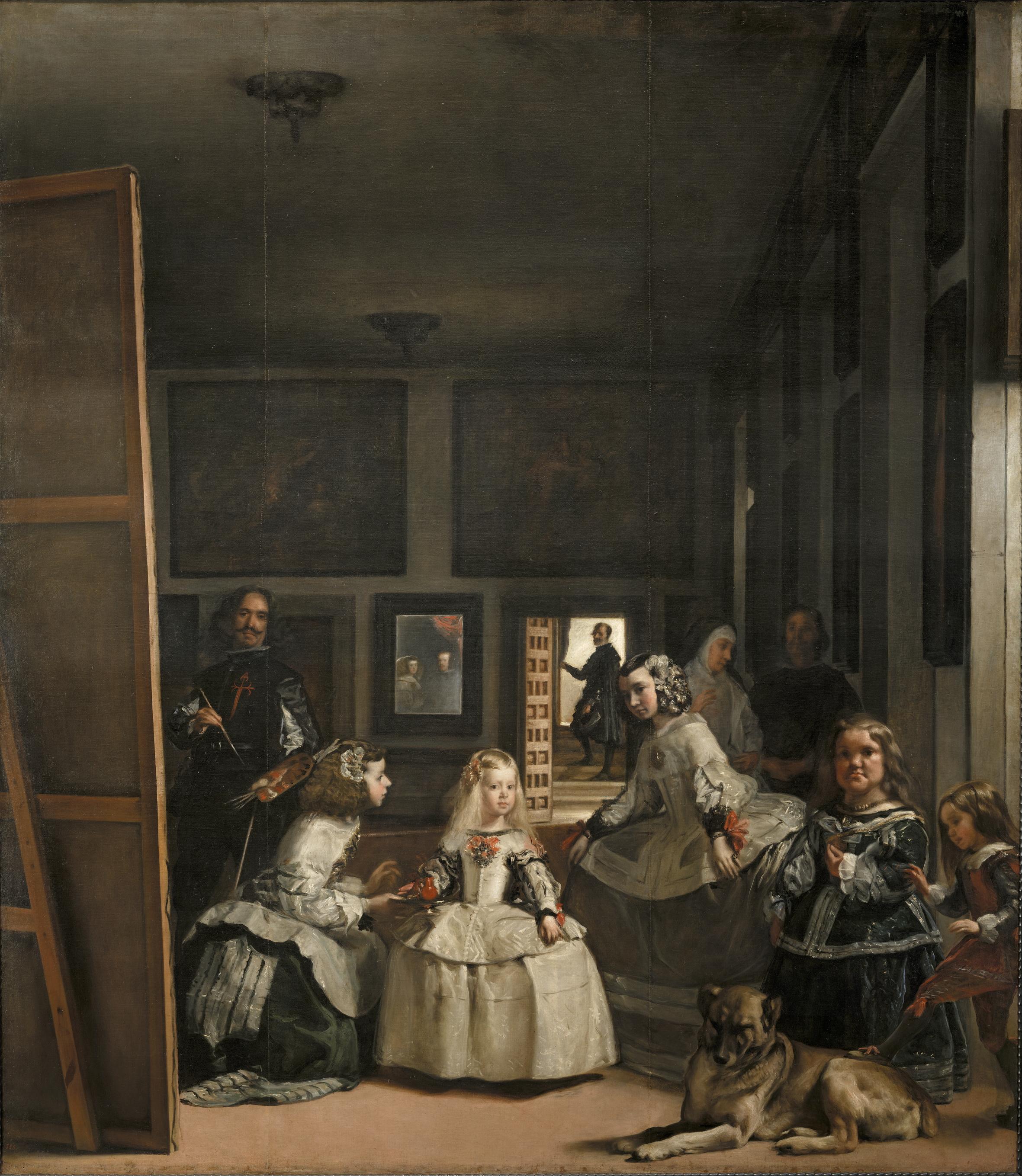 Las Meninas by Diego Velázquez (1656)